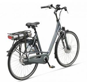 achterwielmotor elektrische fiets